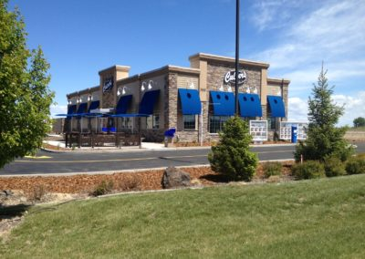 Culver's Twin Falls, ID NEW BUILD