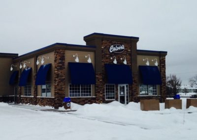 Culver's Baldwin, MN  NEW BUILD