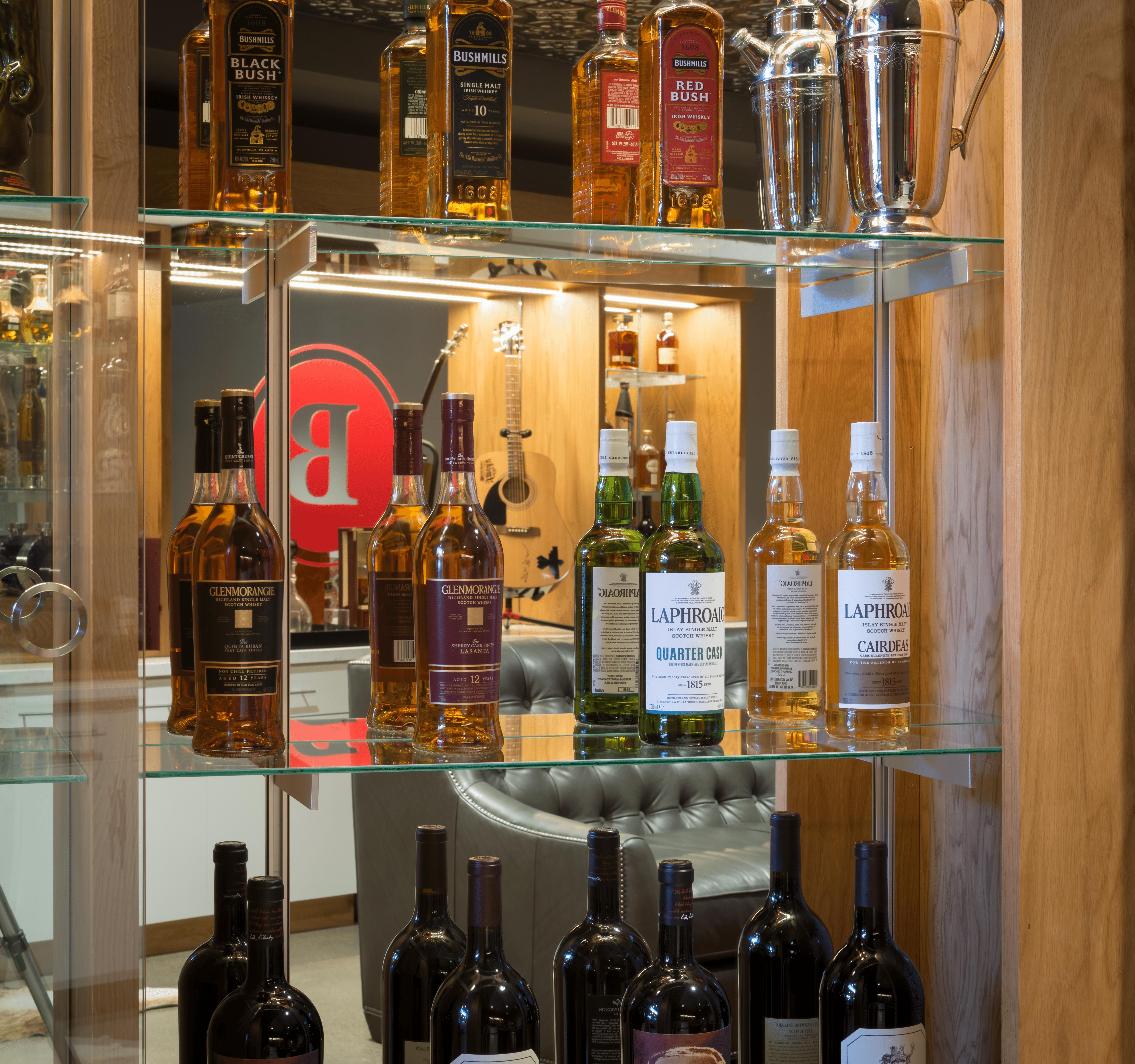 Badger Liquor_Bottles
